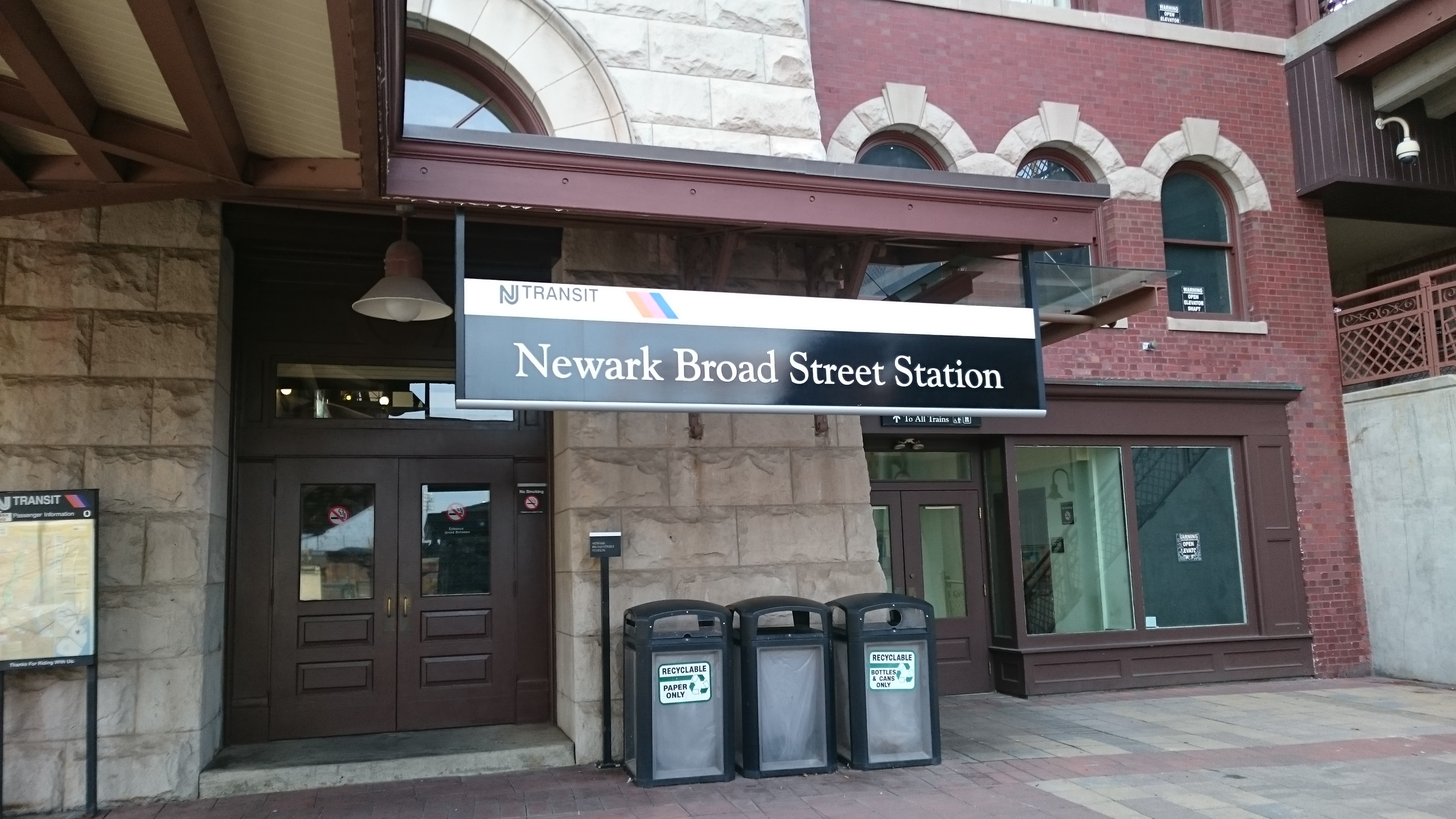 ニューアークブロードストリート駅