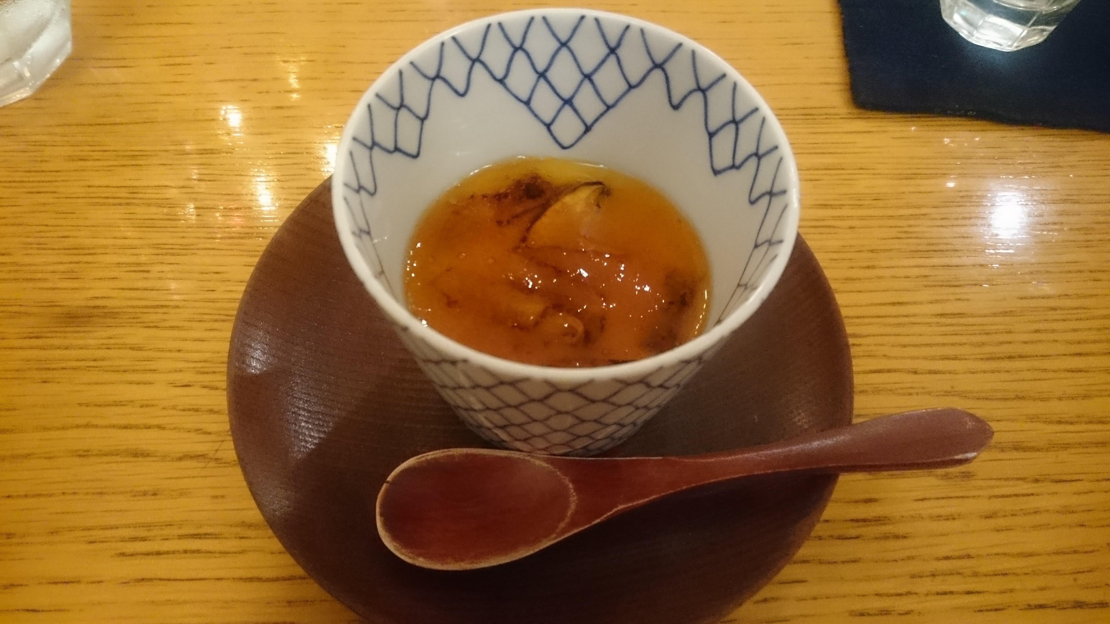 松茸茶碗蒸し