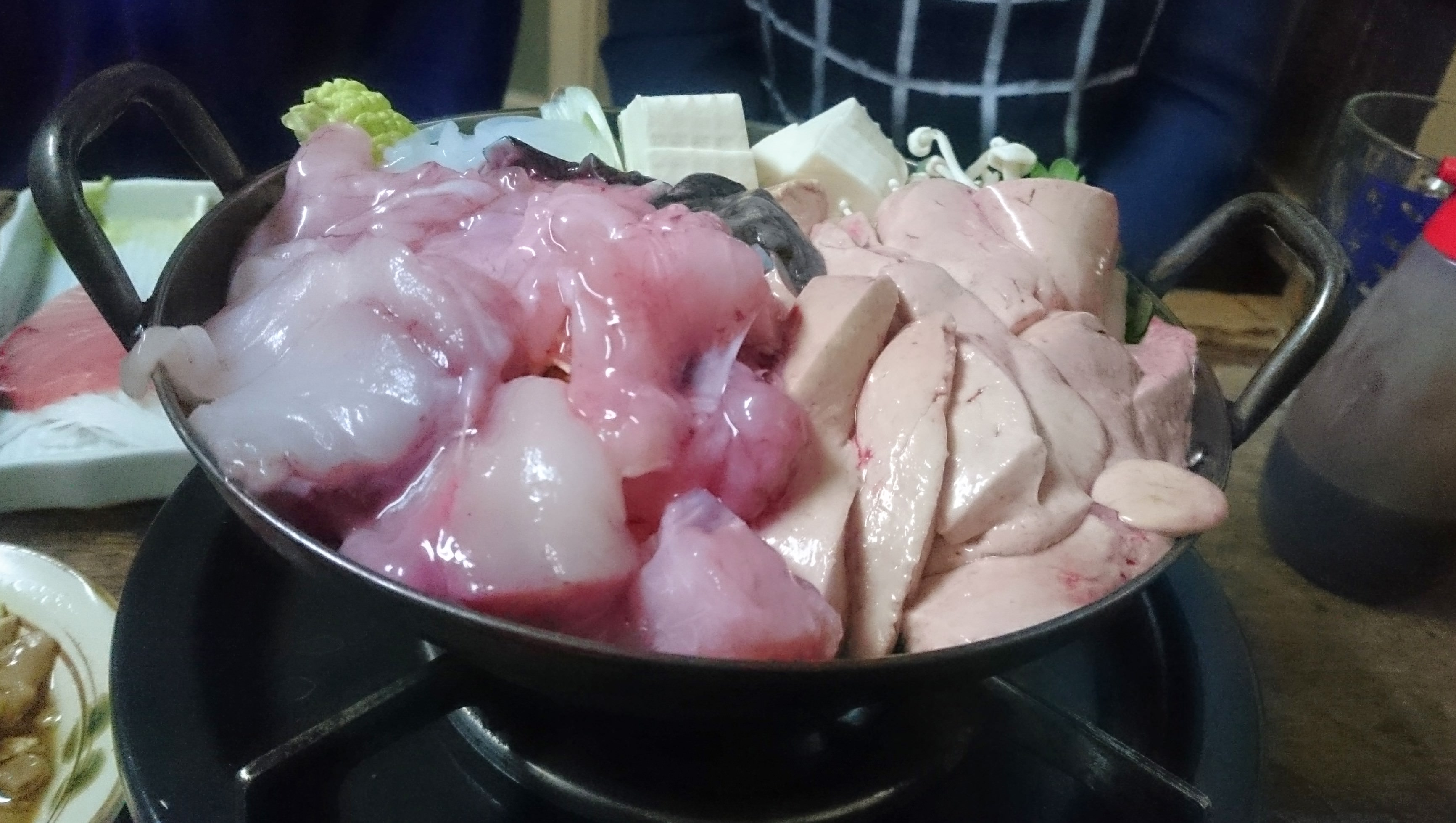 アンコウ鍋